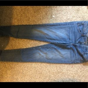 Size 8, American eagle jeggings